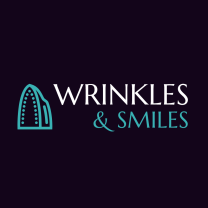 wrinkles and smiles logo